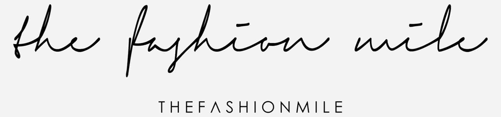 The Fashion Mile
